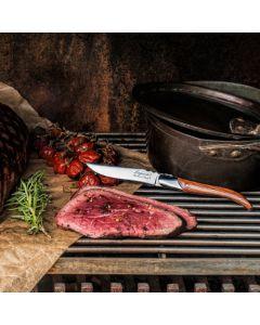 Laguiole 6 steakmessen Rozenhout