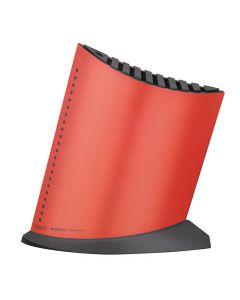 Global messenblok boot rood
