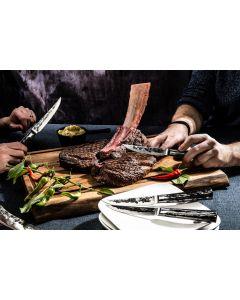 Forged Intense 4 steakmessen