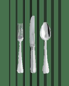 Van Kempen & Begeer Haags Lofje 1 tafelcouvert zilver