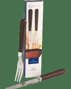 VilleroyBoch Texas steakmes en steakvork