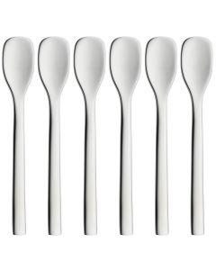 WMF Nuova 6 espressolepels spade